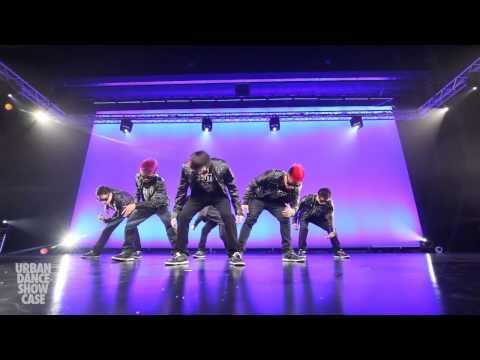 Poreotics nhóm nhảy gốc Á vô địch ABDC của Mỹ