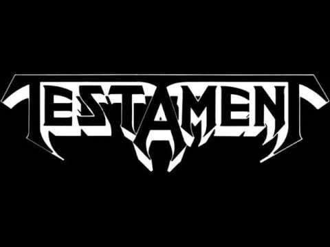"Testament ""Souls of Black"""