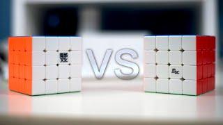 YJ MGC 4x4 vs Aosu WRM | Cube Comparison