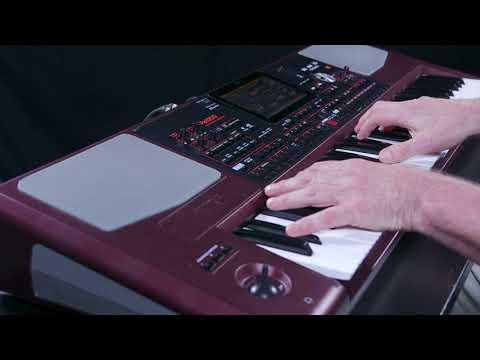 KORG Pa1000 - 02 - les sons