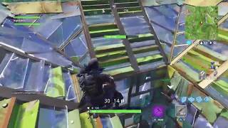 """Finding And Using The NEW """"Port A Fort"""" - Fortnite Battle Royale"""