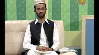 Rohi Tv Ramzan Mahman 2012 Opening Tilawat @ Renowned Qari Muhammad Zeeshan Haider
