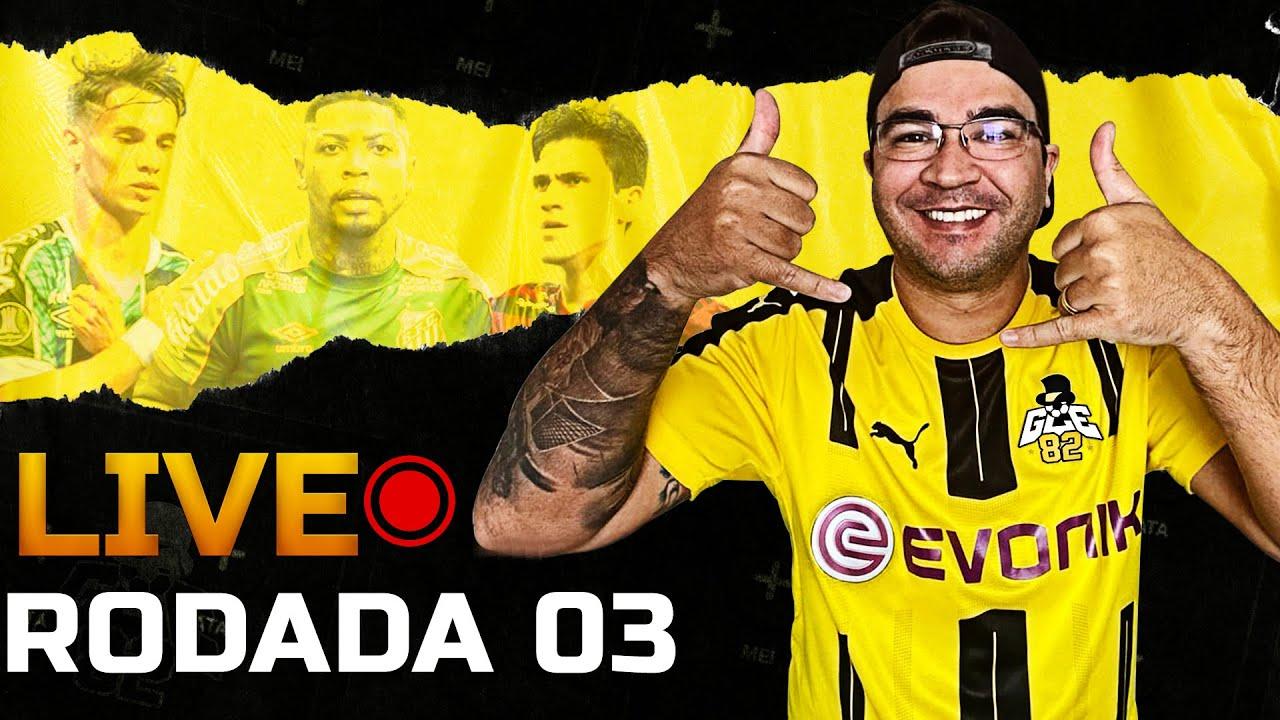 Download CARTOLA FC 2021 ● RODADA 03 ● LIVE DETALHADA