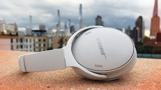 Bose QuietComfort 45 headphones review: Time to ditch Sony?