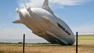 Airlander 10, world's largest aircraft crash lands on test flight
