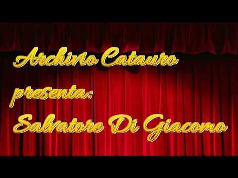 Le Canzoni di Salvatore Di Giacomo