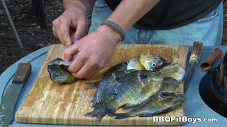 Black Iron Pan Fish Recipe By The Bbq Pit Boys