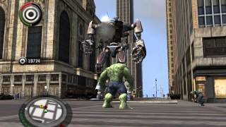 Прохождение Невероятного Халка/The Incredible Hulk - 2 серия