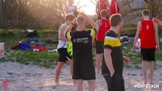 Beach handball: Dommertegn