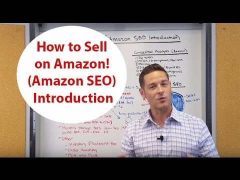 How to Sell on Amazon (Amazon SEO) Introduction – Ignite Visibility, John Lincoln
