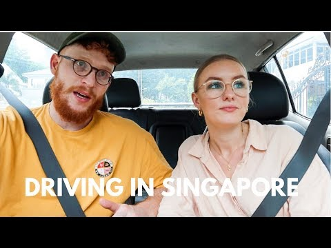 What Driving In Singapore Is REALLY Like! 🇸🇬 Expat Living