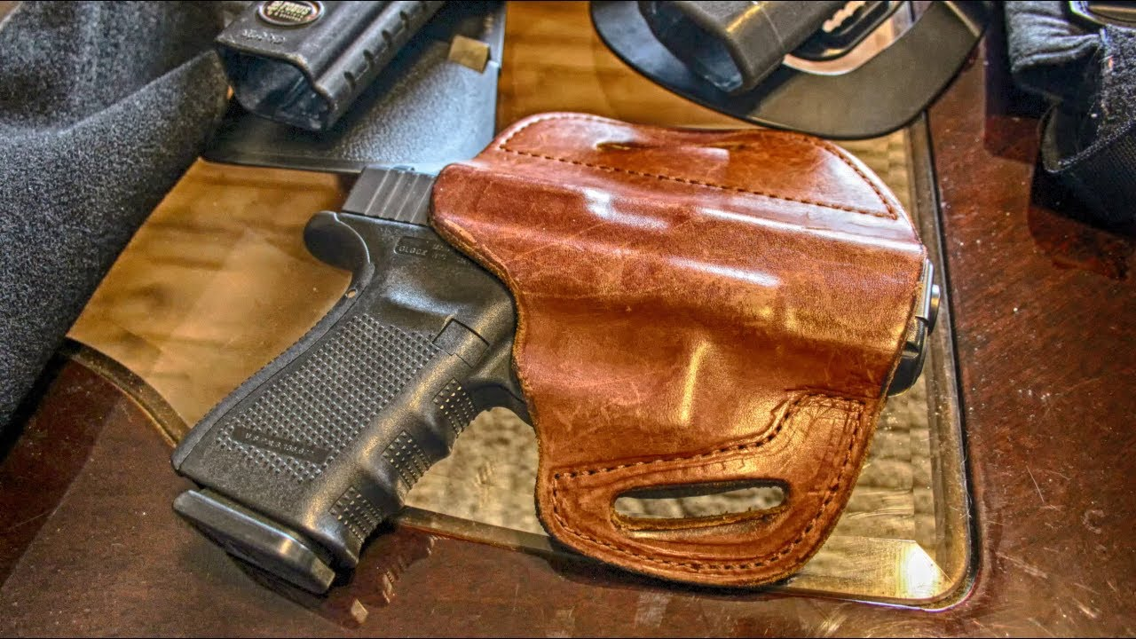 Best gun holsters for concealed carry