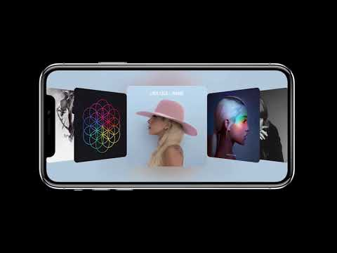 Apple Music Reimagined - An iOS Concept