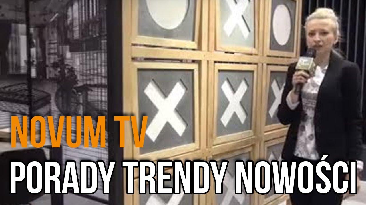 Telewizja Novum  - NOVUM TV - Porady, inspiracje, trendy