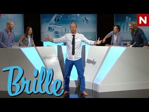 Brille | Harald tisser på seg | TVNorge