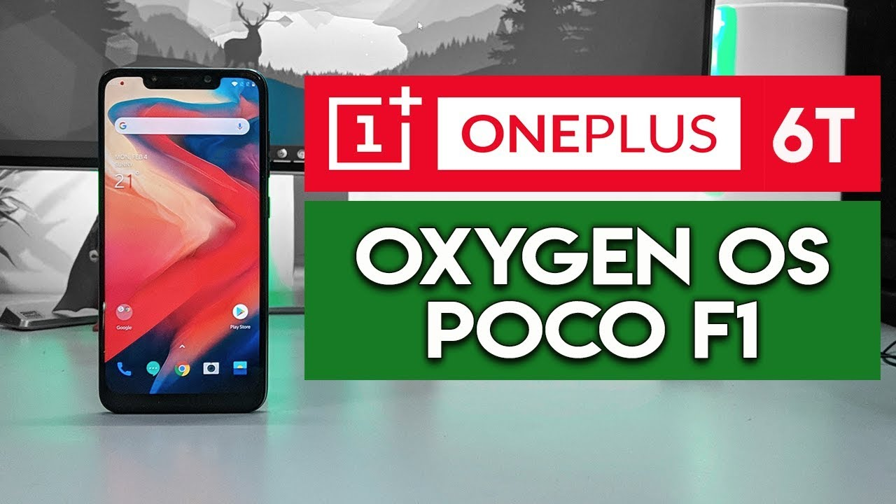 ONEPLUS 6T OXYGEN OS Pie ROM on POCO F1 | POCOPHONE F1 | HINDI