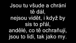ATMO music feat  Jakub Děkan-Andělé (lyrics)