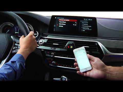 Multiple Bluetooth Connections | BMW Genius How-To