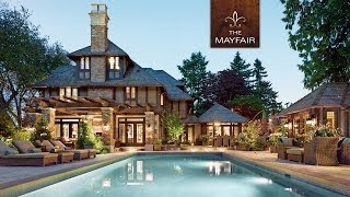 The Mayfair - $22.8 Million Dollar Luxury Home For Sale In Vancouver Canada - Faith Wilson Group