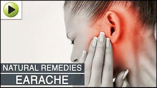 Earache - Natural Ayurvedic Home Remedies