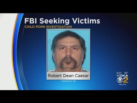 FBI Seeks Victims In Serial Sexual Predator Case