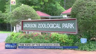 Jackson Zoo Society holds first open meeting