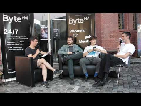 ByteFM bei der Pop-Kultur: International Music