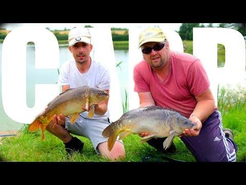 Carp Fishing At Manor Farm Leisure