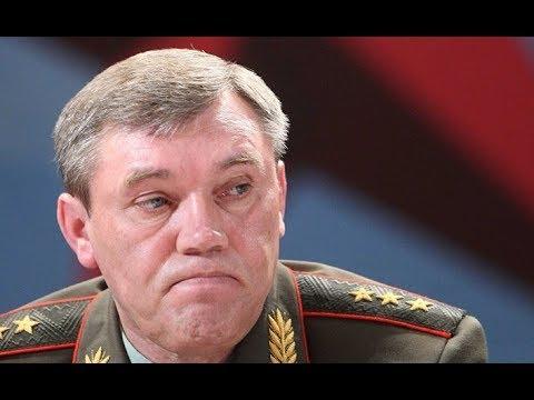 Начальник генштаба России конченый долбое ... - сказал М.А.Шендаков