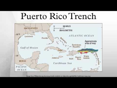 Puerto Rico Trench Yt