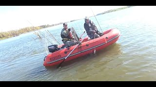 КРУПНЫЙ СУДАК Рыбалка на реке ОБЬ 2020 Часть 7 mp4