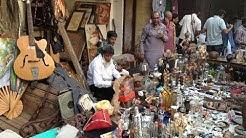 MUMBAI CHOR BAZAAR ,BEST MARKET OF ANTIQUES ITAMS…. Famous market for Antiques & Vintage item