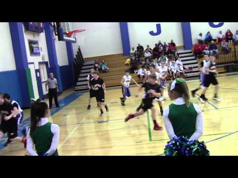 Jackson Creek Middle School Basketball  Ron Underwood