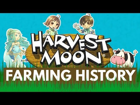 No Farming = No Video Games | Harvest Moon Science DECONSTRUCTED