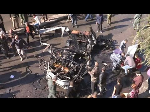 Car bomb blast kills eight in Syria's Homs