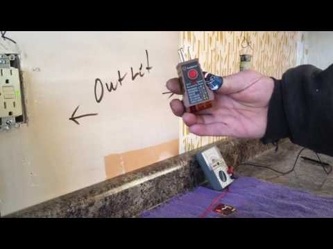 How to Install a GFI outlet that Feeds other outlets