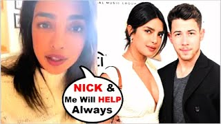 Baixar Priyanka Chopra & HUSBAND Nick Jonas TOGETHER With The POOR In This..