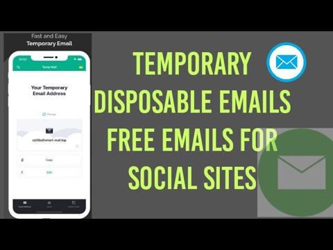 How To Create Disposable/Temporary Emails - Urdu/Hindi