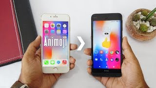 Get Animoji or Animated Emojis for any Android | Without root