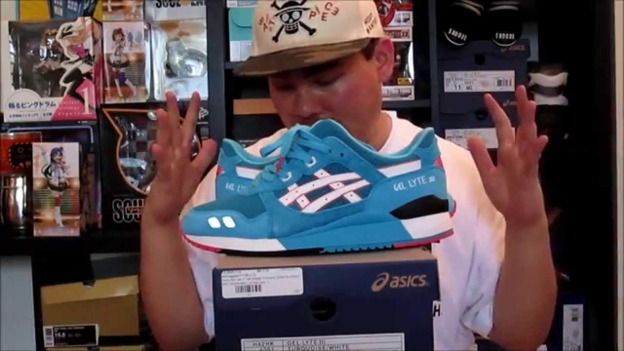 Sneaker Videos PYS x BAIT x Asics Gel