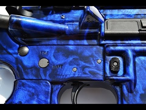Gun Guy Radio 101 - Alternative Firearm Finishes