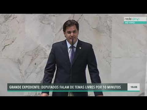 Frederico D`Ávila, Deputado Estadual - PSL - 14/10/2019