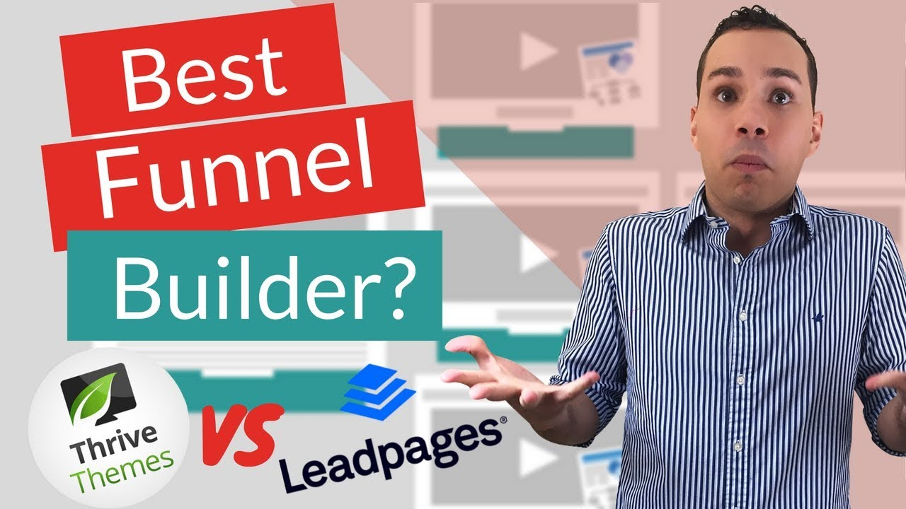 thrive themes vs leadpages why architect is better for your