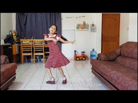 How You Like That english song by cute little girl