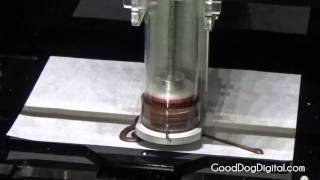 NEW! Food Printer From XYZ Printing DAVINCI - CES 2015