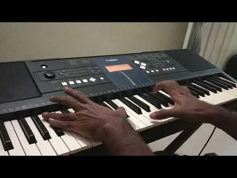 Petta Kaali Theme Keyboard Cover