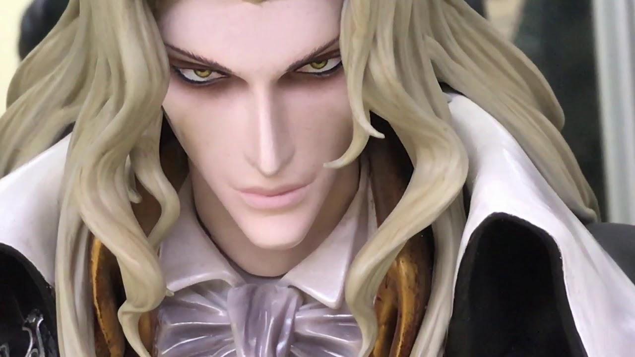 First 4 Figures - Alucard (Castlevania: Symphony of the Night) ファースト4フィギュア  - アルカード 悪魔城ドラキュラX 月下の夜想曲