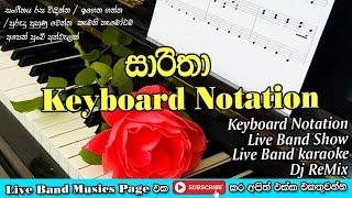 saaritha-keyboard-notation