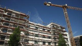 видео коммерческая недвижимость во франкфурте на майне