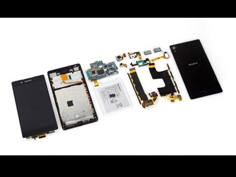 Sony Xperia Z3+ Teardown & Screen Replacement Repair Guide